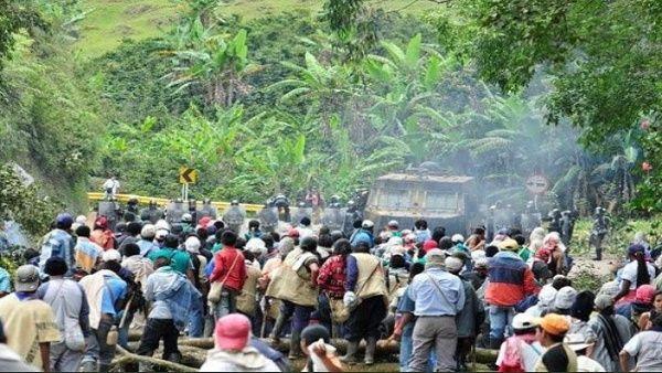 Exigen al presidente de Colombia Ivan Duque pasar de las acciones de guerra contra la Minga a manifestaciones de respeto, voluntad política y cumplimiento de los acuerdos firmados por el Estado