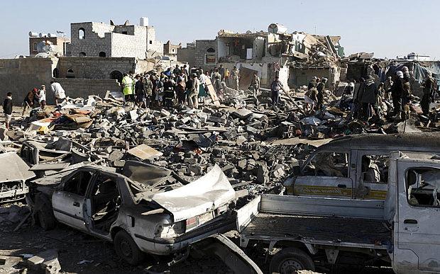 Entender el conflicto de Yemen