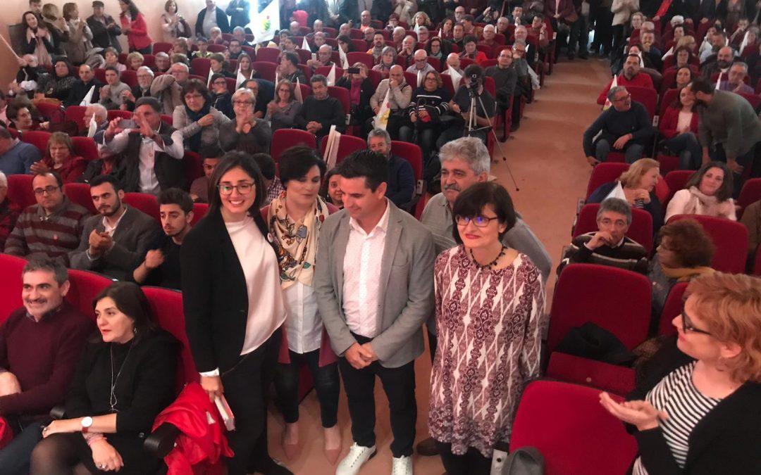 IU Córdoba presenta las candidaturas para las elecciones municipales