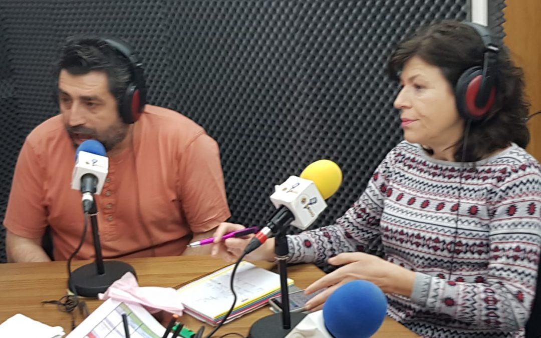 Vigésimo noveno programa de la 3ª temporada de ¡Qué tal! ¿Cómo estamos? Con Inés Fontiveros y Álex Castellano