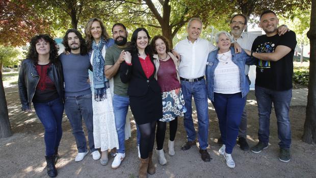 Ganemos en Común Córdoba ya tiene su lista para las elecciones municipales
