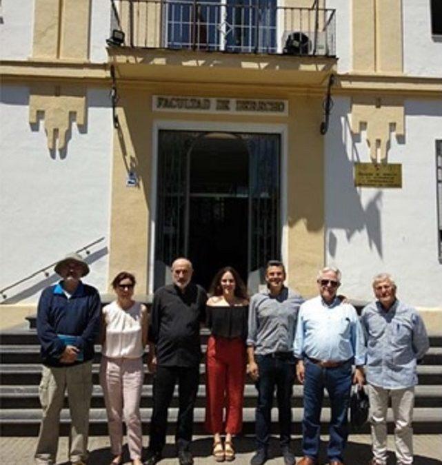 Un grupo de profesores trabajan por la creación de una Cátedra de la Memoria Histórica y Democrática de la UCO