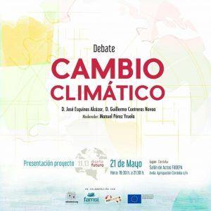Debate sobre el cambio climático @ Salón de Actos FUDEPA