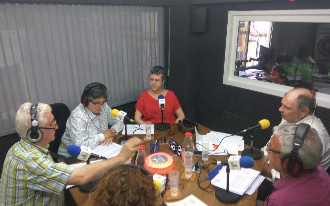El laicismo en los Ayuntamientos. Debate electoral en Domingos Laicos, de Paradigma Radio