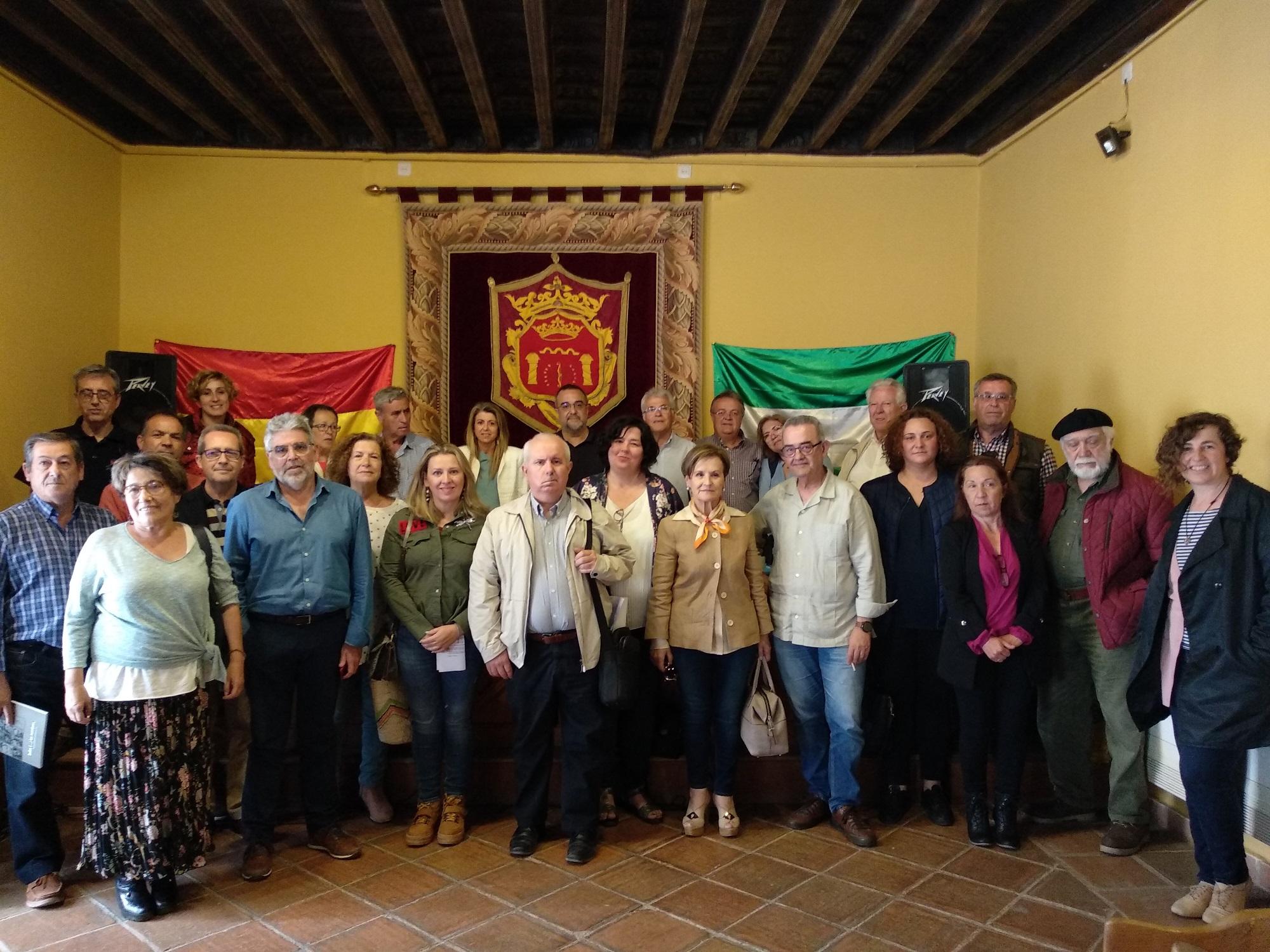 Entrevista a José Manuel Matencio, Presidente de la Coordinadora Andaluza por la Memoria Histórica y Democrática