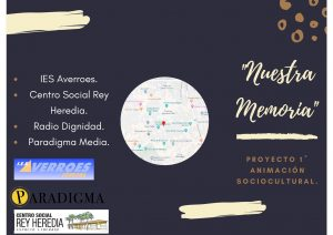 """Presentación del Proyecto """"Nuestra Memoria"""", en el C.S. Rey Heredia. @ Centro Social Rey Heredia"""