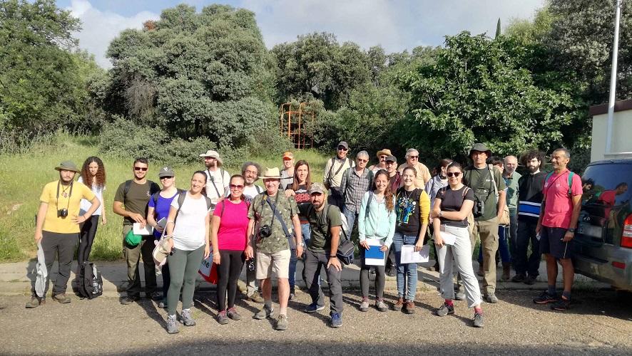 Maratón de biodiversidad (BIOBLITZ) En la Finca Pública El Patriarca