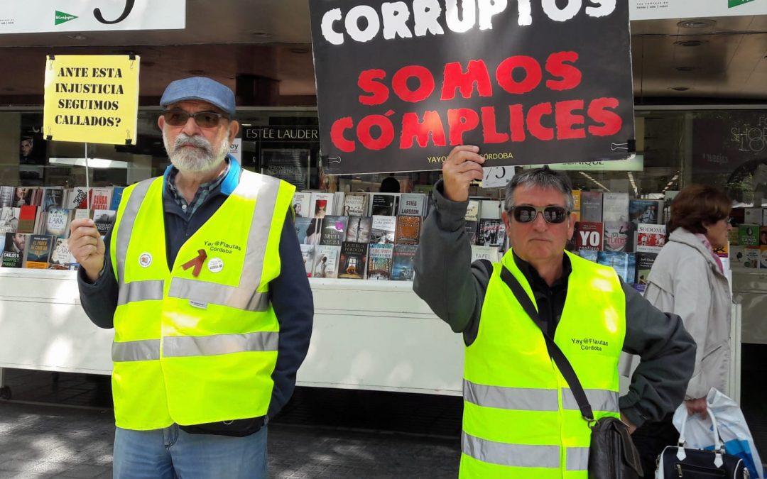 El colectivo Yay@sflauta de Córdoba se posiciona ante las municipales y europeas