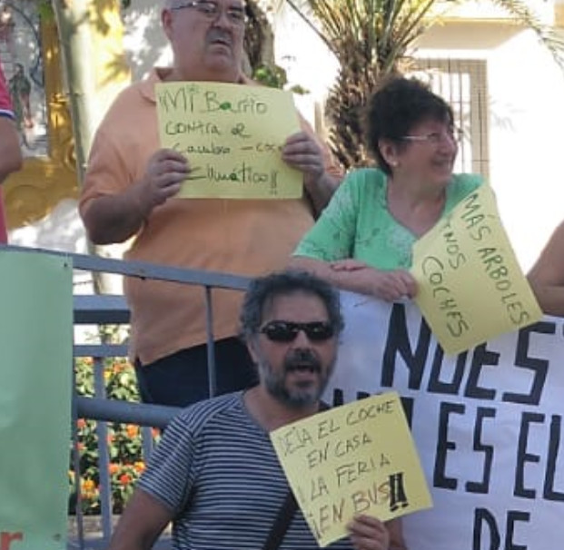 El Consejo del Movimiento Ciudadano apuesta por el máximo transporte público en la Feria