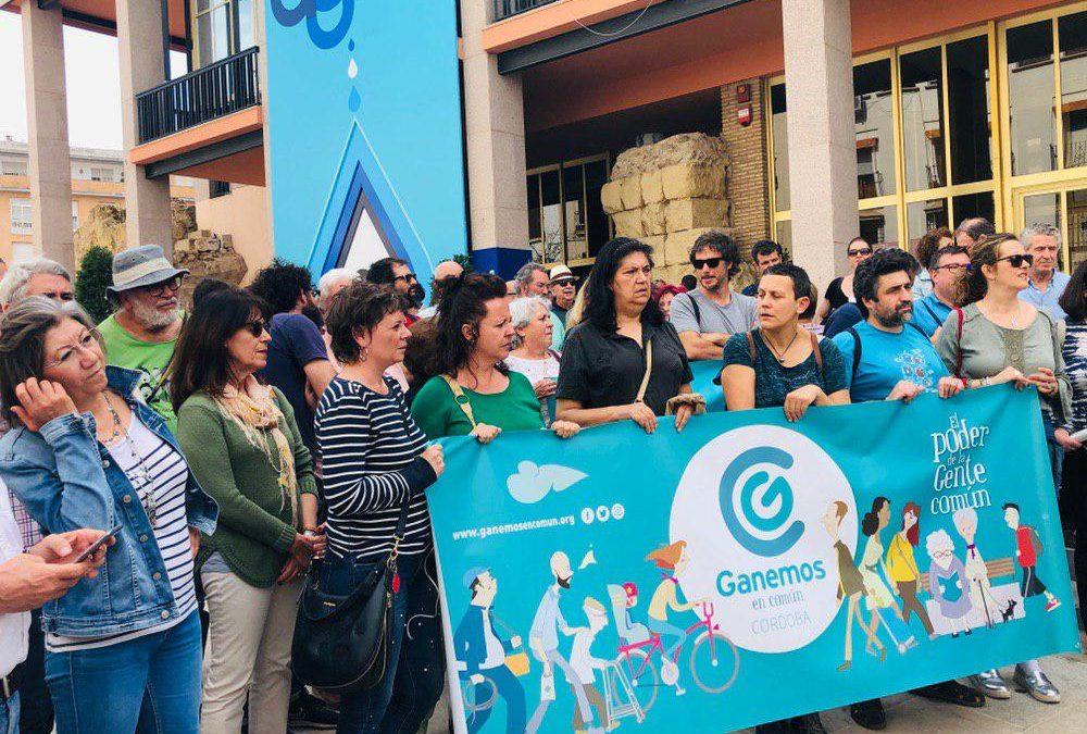 """Ganemos en Común expulsada de las elecciones por una candidatura """"fake"""""""