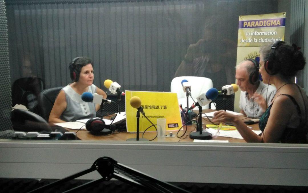 """Nuevo y precioso programa del grupo local de Amnistía Internacional en Córdoba: """"En clave de Amnistía"""""""