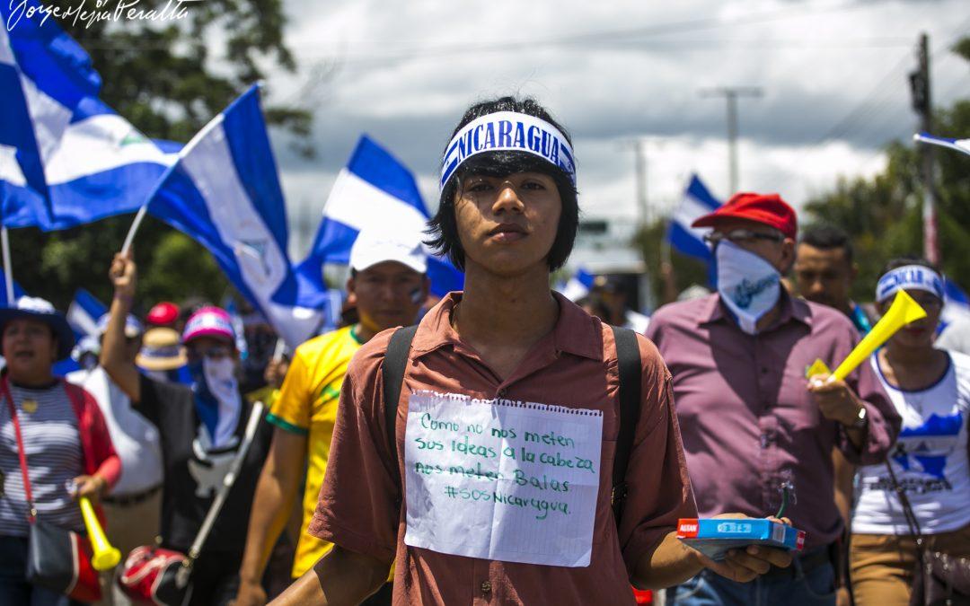 Córdoba Solidaria con los presos y presas políticas y alerta de la intención de autoamnístia del gobierno de Nicaragua