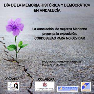 Cordobesas para no olvidar @ IES Averroes | Córdoba | Andalucía | España