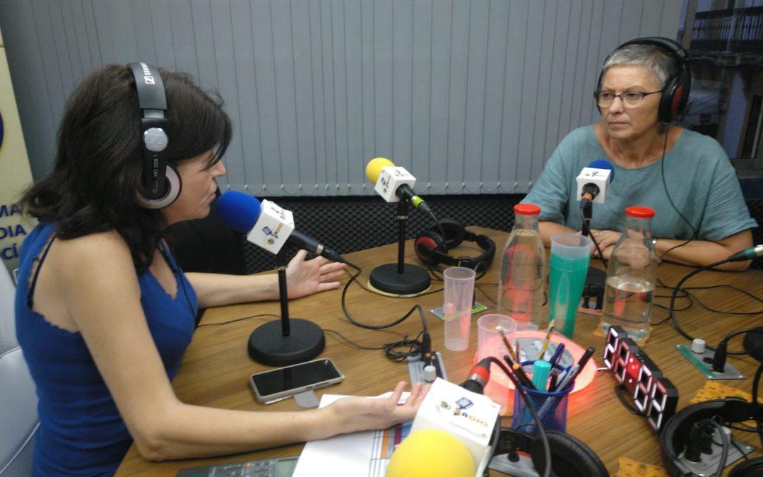 """""""Nuestros Barrios"""", tercer programa"""