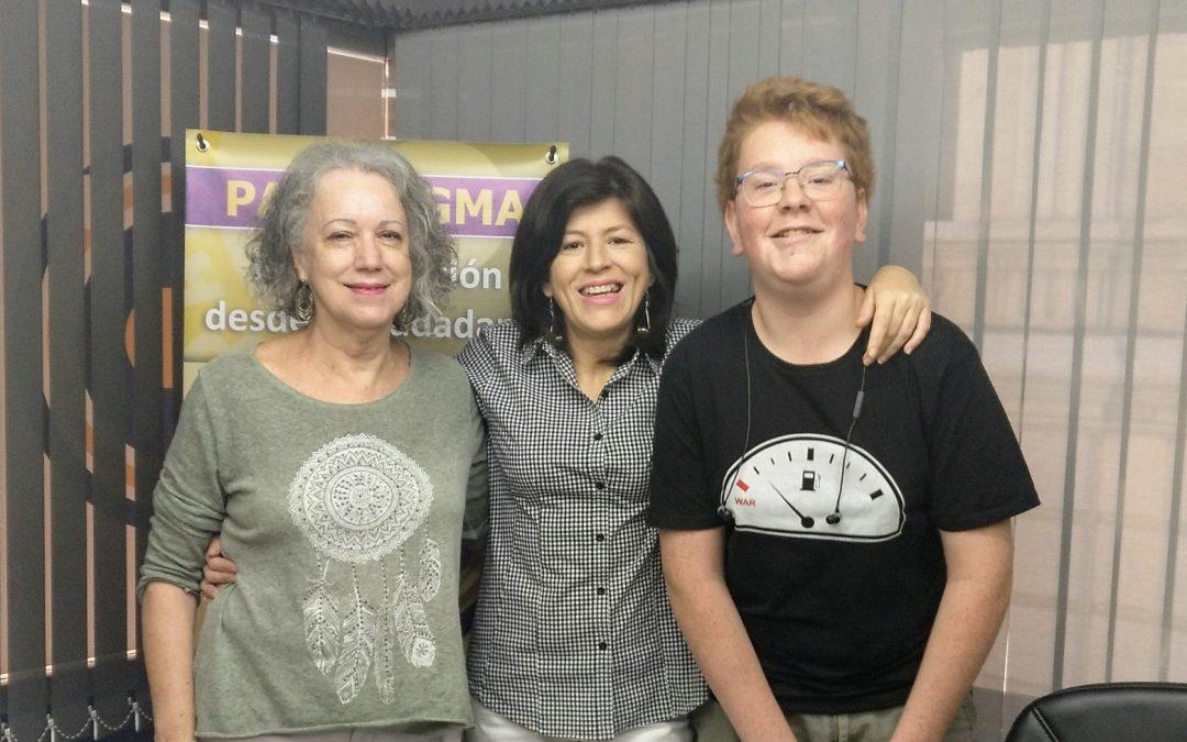 Trigésimo septimo programa de la 3ª temporada de ¡Qué tal! ¿Cómo estamos? Con Inés Fontiveros y Pepa Pérez