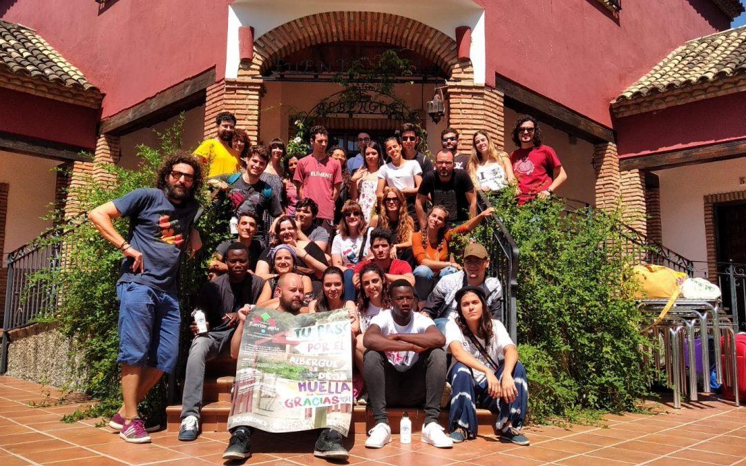 Jóvenes andaluces, inmersos en campañas de comunicación para el cambio social