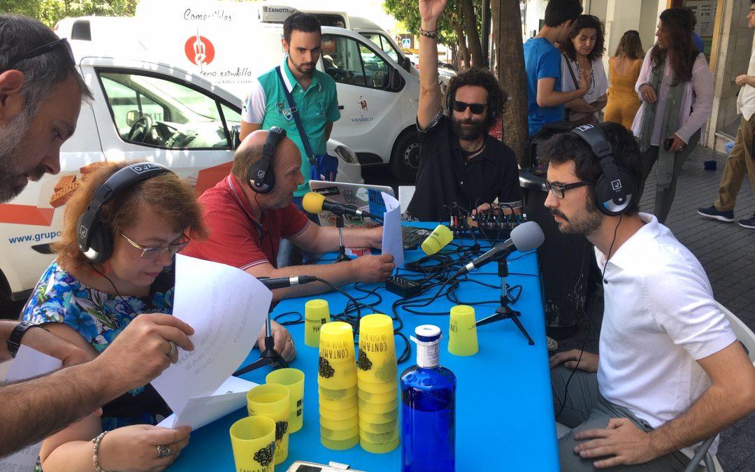 La radio en directo para hacer reflexionar sobre los estigmas existentes sobre la salud mental
