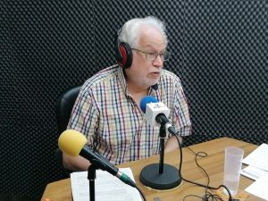 Aureliano Sainz. Coordinador de Córdoba Laica