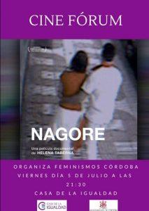 """Cine-Forum """"Nagore"""" @ Casa de la Igualdad"""