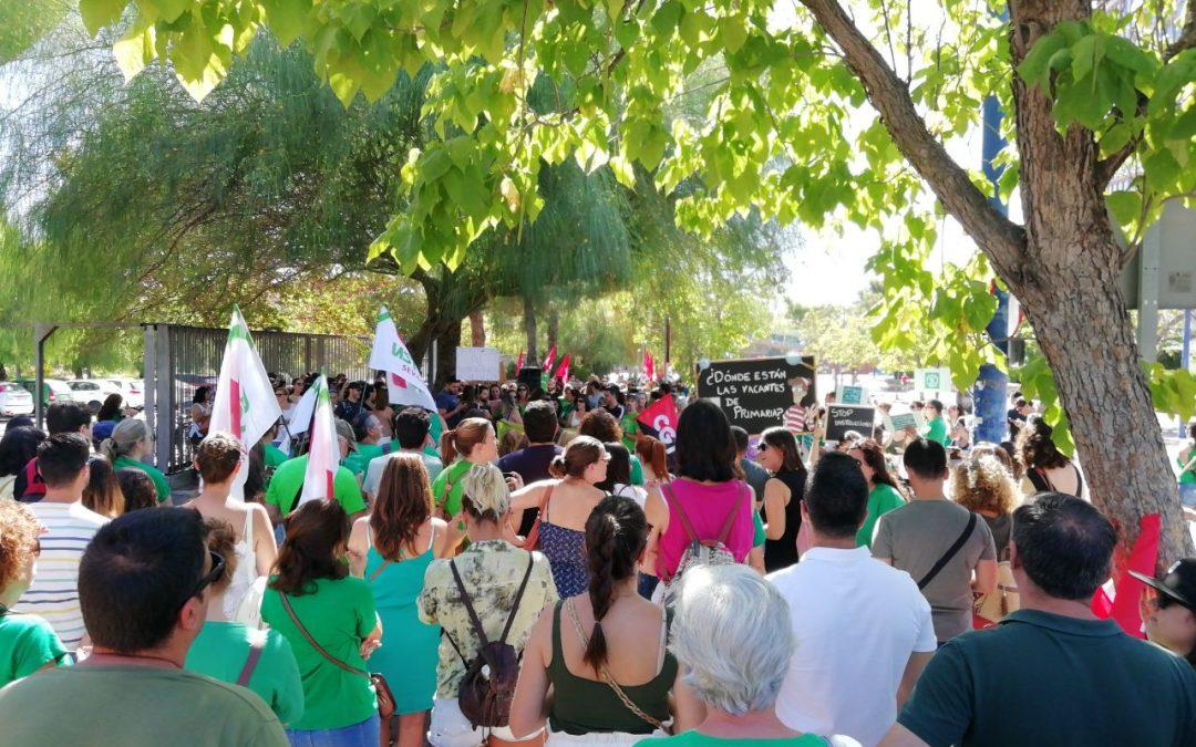El Frente de Estudiantes advierte del peligro y el bloqueo que conllevarán la inacción de Educación
