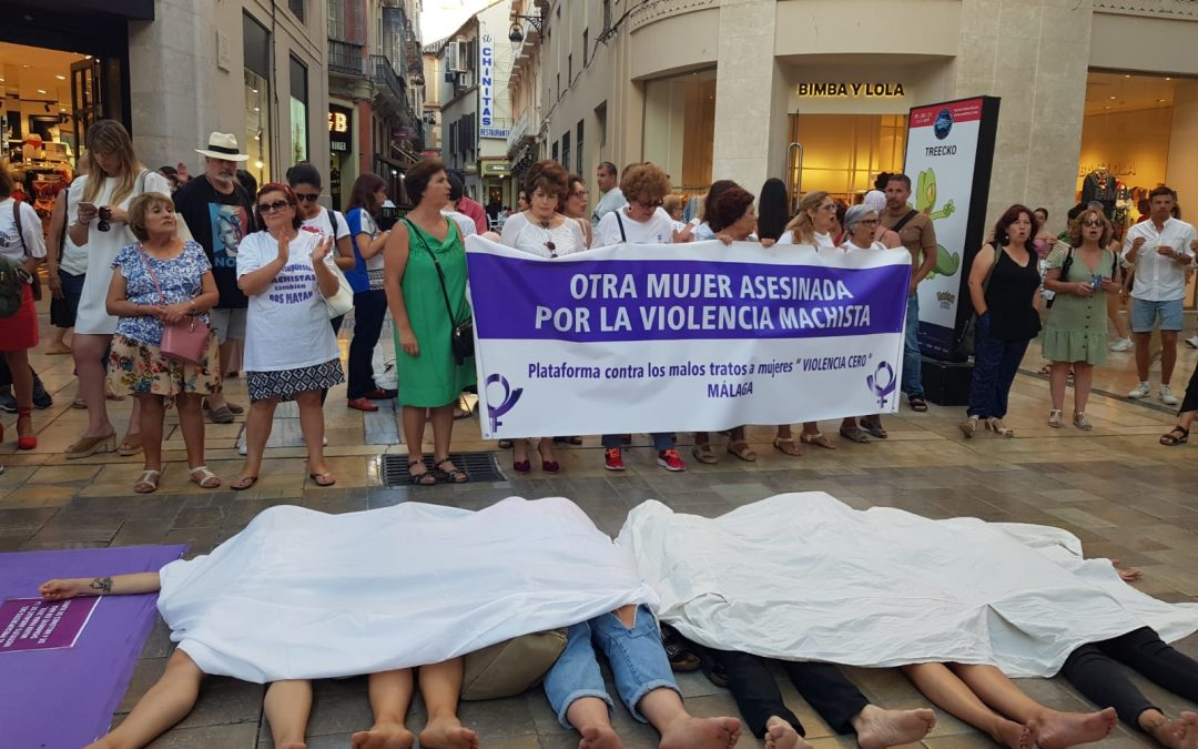De Córdoba a la calle Larios: Mil siete asesinadas a las que damos voz.