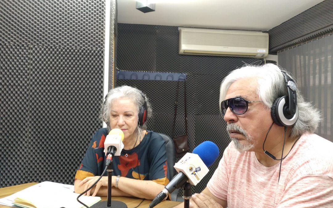 Cuadragésimo programa de la 3ª temporada de ¡Qué tal! ¿Cómo estamos? Con Pepa Pérez, Inés Fontiveros y Álex Castellano