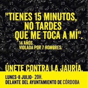 Únete contra la jauría @ Ayuntamiento de Córdoba