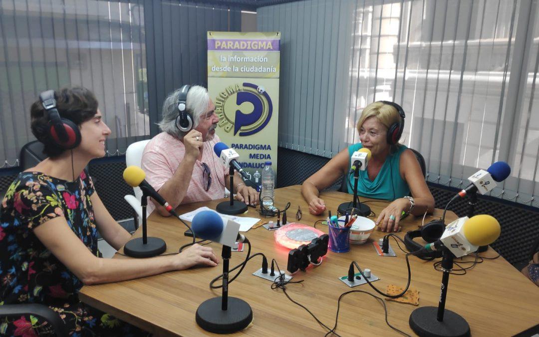 """Nuevo """"Charlemos"""" en Paradigma Radio: la Plataforma Cordobesa contra la Violencia a las Mujeres"""