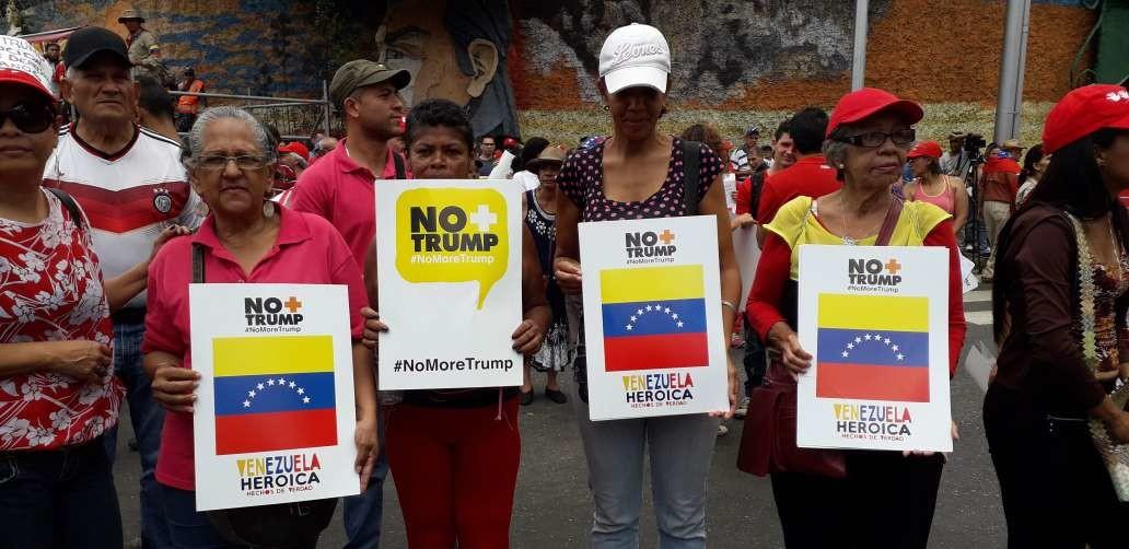 Ni golpe de estado, ni invasión militar, ni guerra en Venezuela