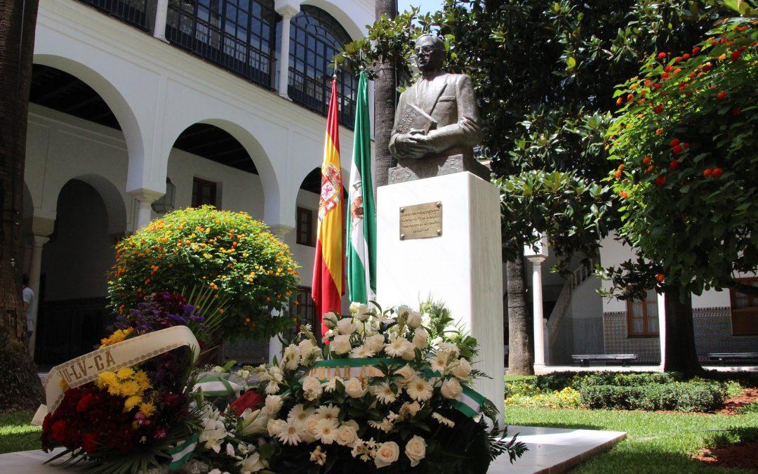 La Fundación Blas Infante sale al paso de los insultos recibidos en los últimos días