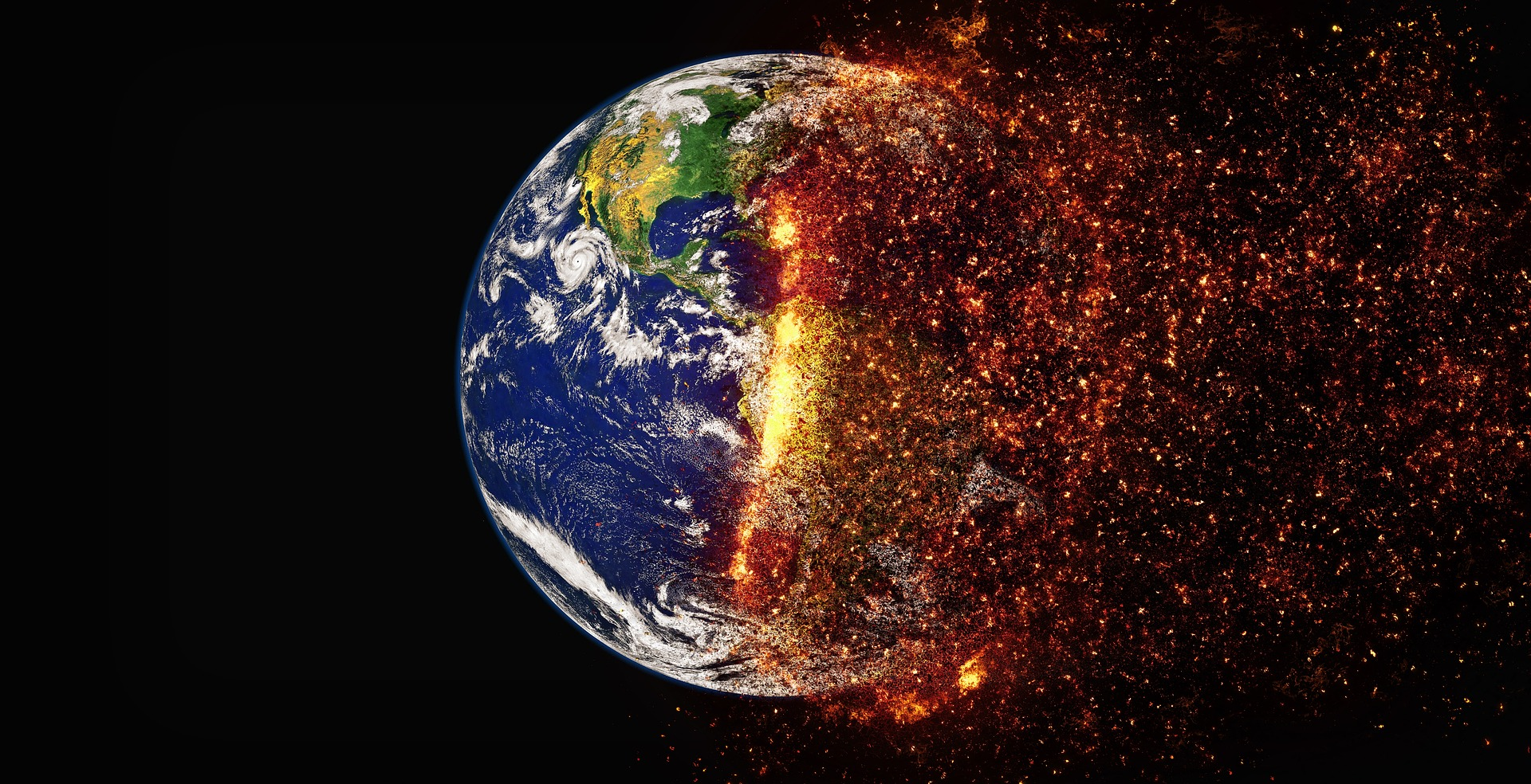 La militarización y negocio del Cambio Climático