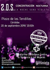 Emergencia Feminista @ Plaza de las Tendillas