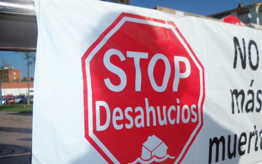 La Plataforma Stop Desahucios Córdoba manifiesta todo su apoyo a todos los familiares de las víctimas de la COVID-19
