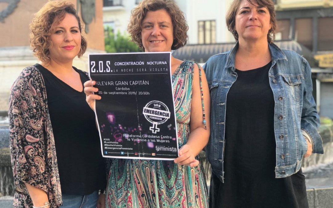 """El PCA llama a la movilización ante la situación de """"Emergencia Feminista"""""""