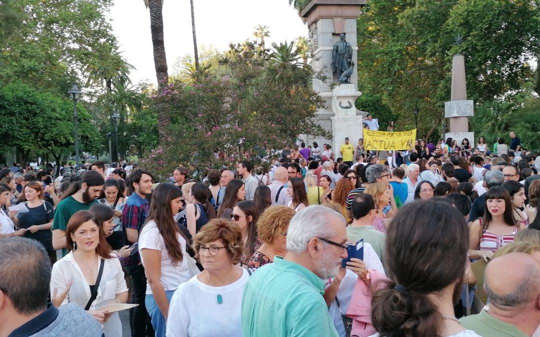 Córdoba se implica contra el cambio climático