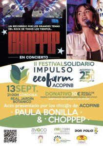 II Festival Solidario ACOPINB @ Jardín Botánico
