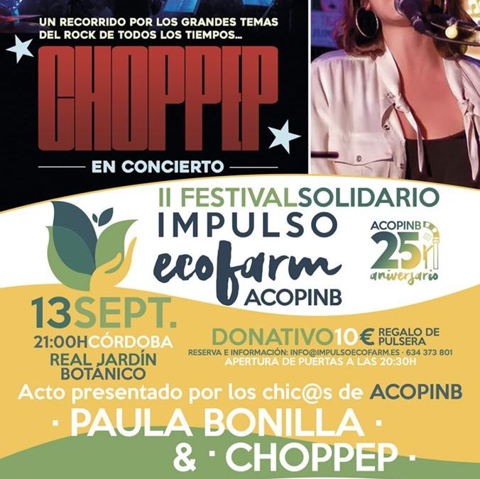 II Festival Solidario ACOPINB