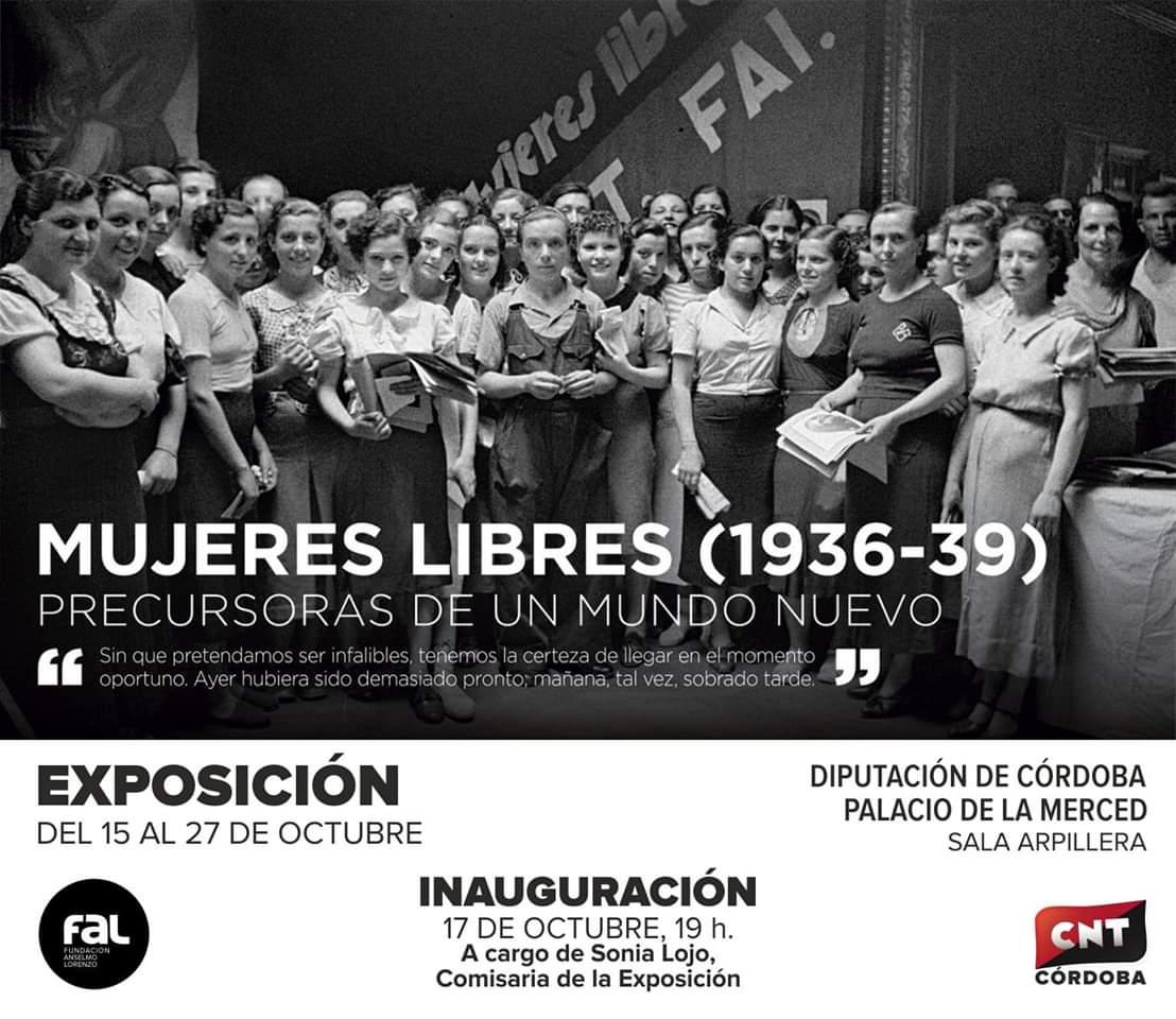 Mujeres libres (1936-1939)