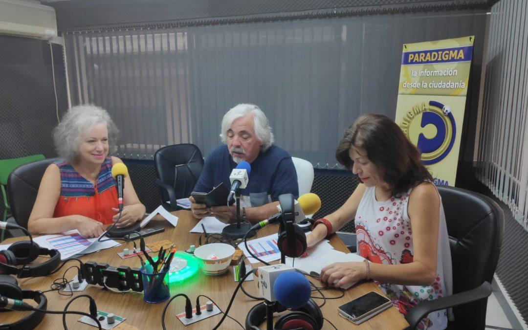 Cuarto ¡¿Qué tal?!, con Inés Fontiveros, Álex Castellano y Pepa Pérez