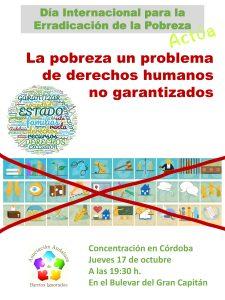 La pobreza, un problema de Derechos Humanos no garantizados @ Córdoba