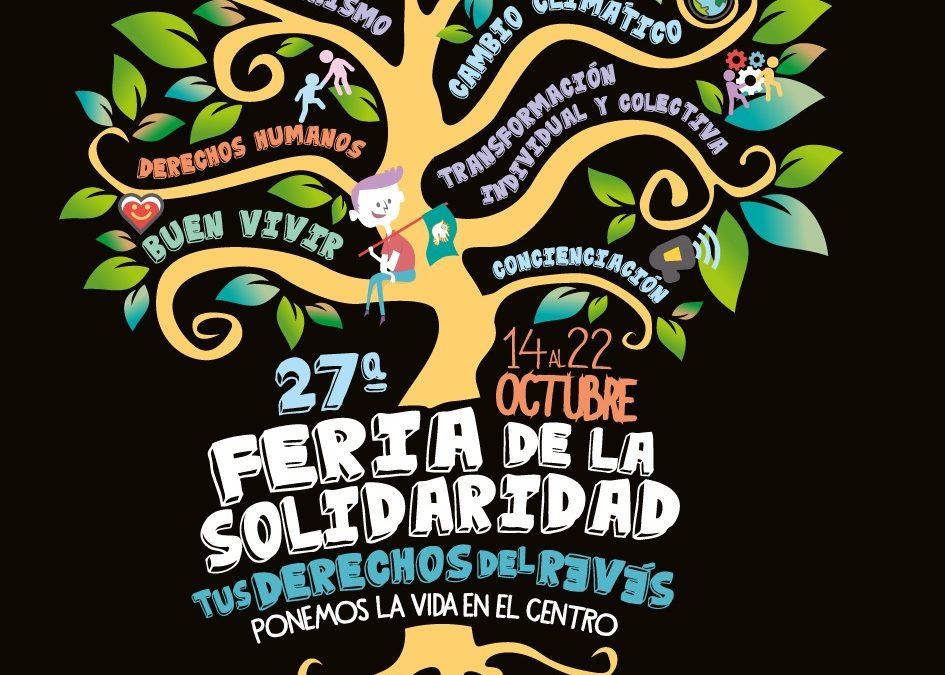 Comienza la XXVII Feria de la Solidaridad de Córdoba Solidaria
