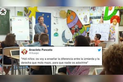 No es estupidez, es ideología. Juan Rivera Reyes