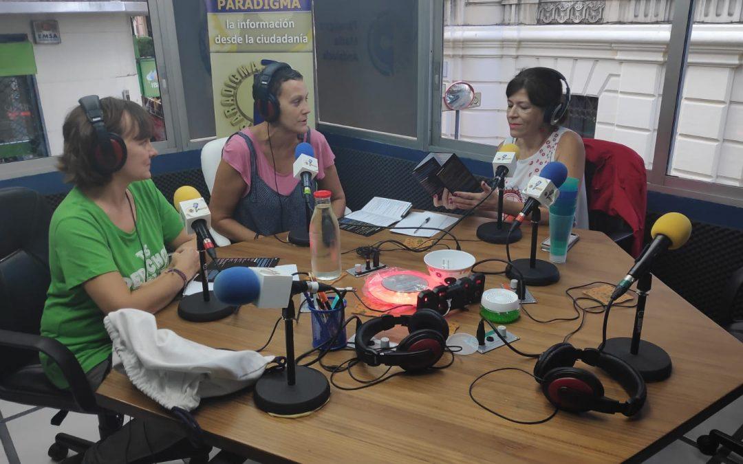 Nuevo Charlemos, en Paradigma Radio: La XXVII Feria de la Solidaridad de Córdoba Solidaria
