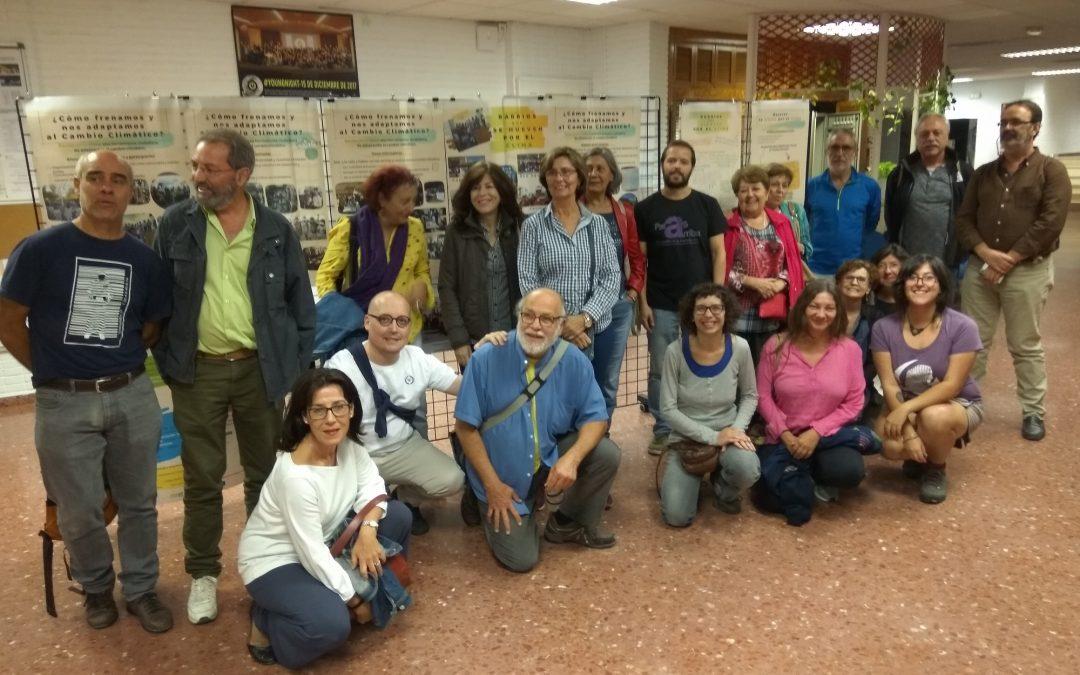 Aprobado el manifiesto de Barrios por el Clima que exige al Ayuntamiento afrontar el cambio climático