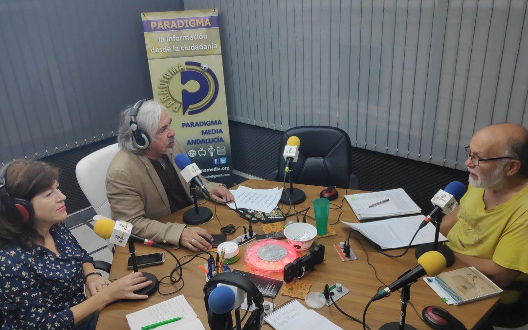Sexto ¡¿Qué tal, cómo estamos?!. En Paradigma Radio. Con Pepa Pérez, Inés Fontiveros y Álex Castellano