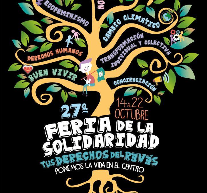 27ª Feria de la Solidaridad. Del 14 al 22 de octubre