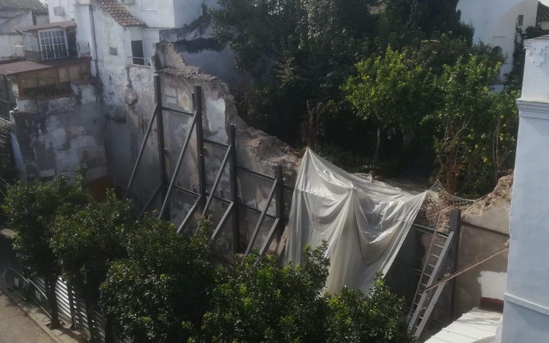 """La Muralla. Asociación Vecinal """"La Axerquía"""""""