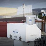 Estación de medición de ozono