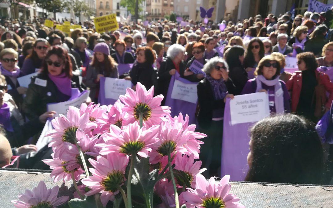El feminismo refuerza con el 25N su vanguardia en la lucha por los derechos fundamentales
