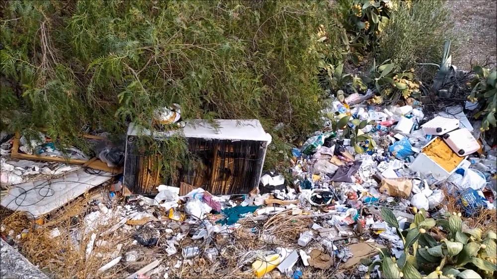 GRODEN-Ecologistas en Acción realiza un inventario sobre residuos en Baena